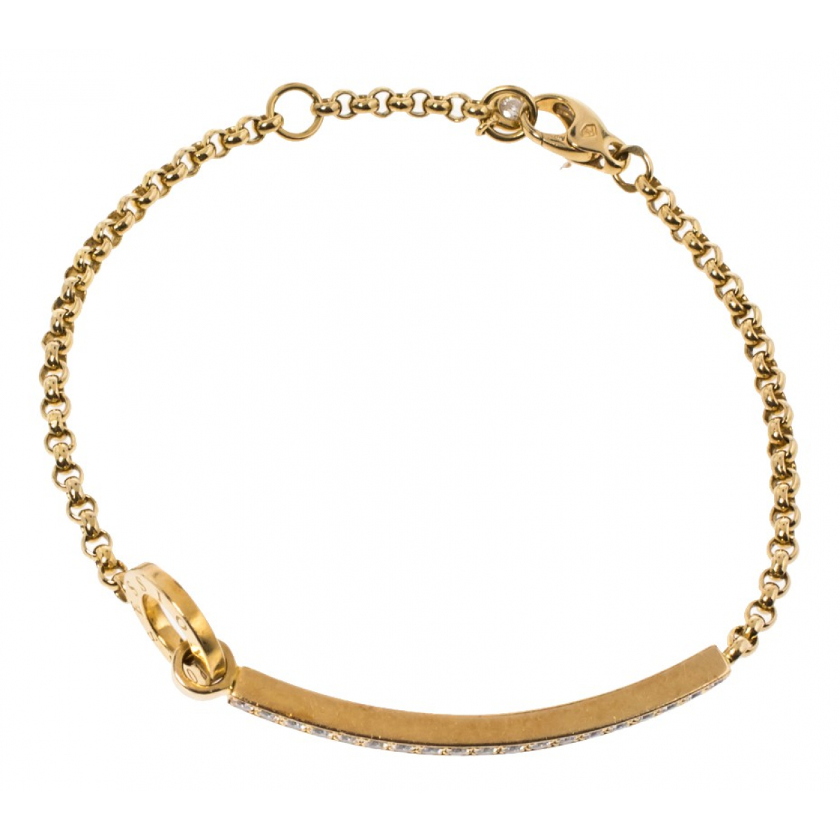 Piaget \N Armband in  Gold Gelbgold