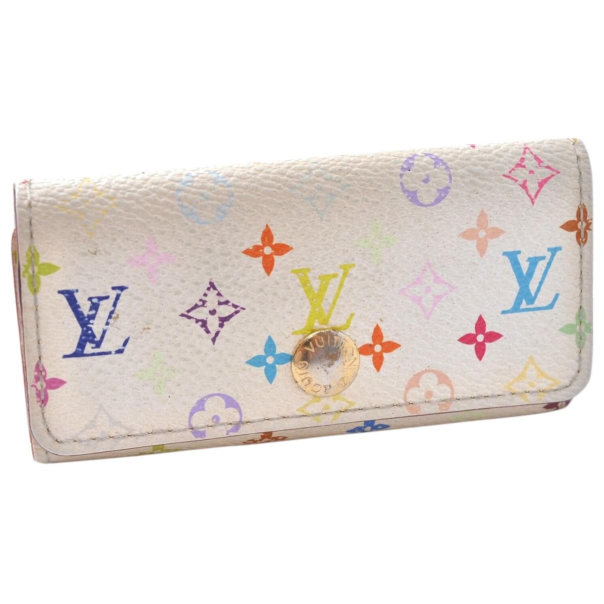 Louis Vuitton - Sac a main   pour femme en toile - blanc