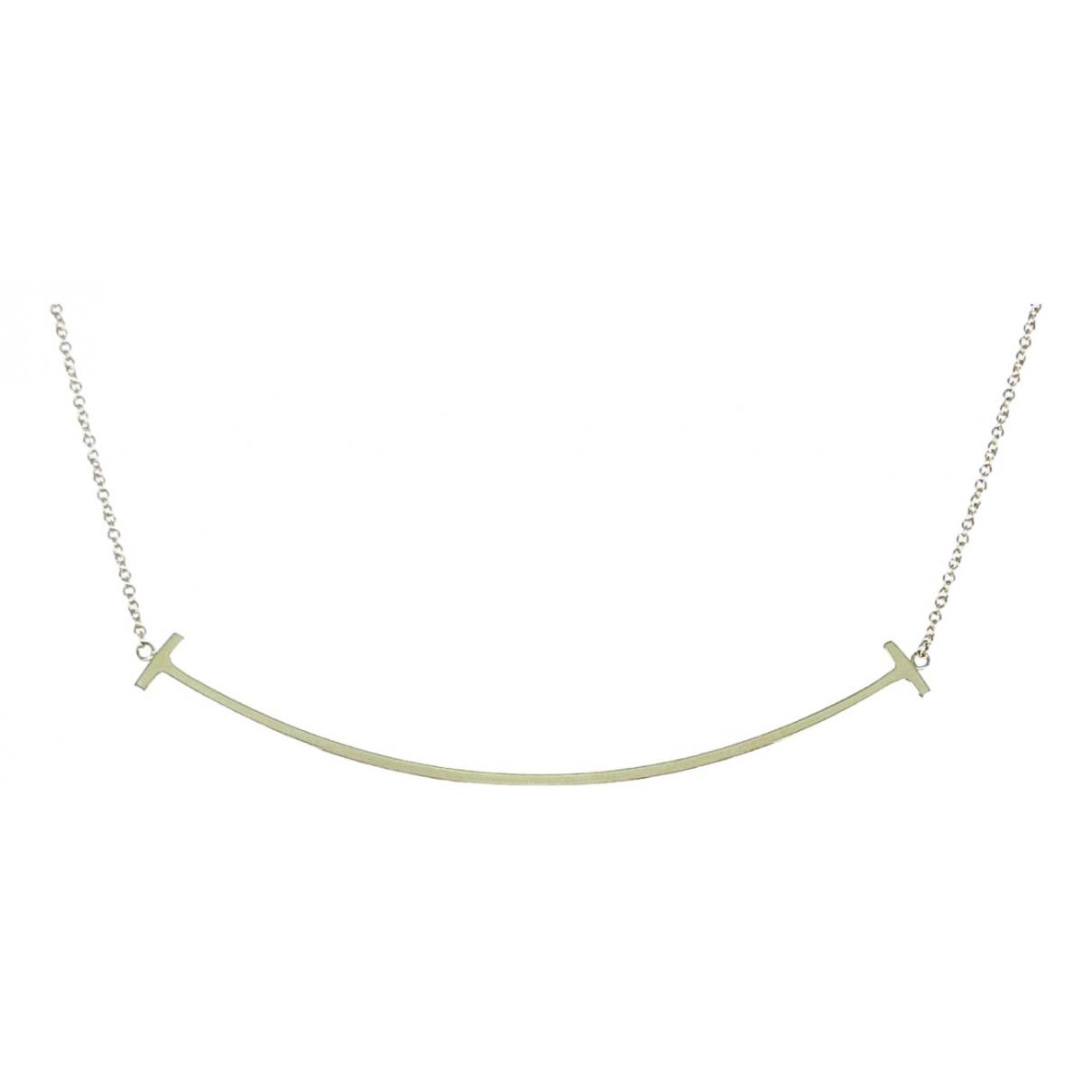 Collar Tiffany T de Oro amarillo Tiffany & Co
