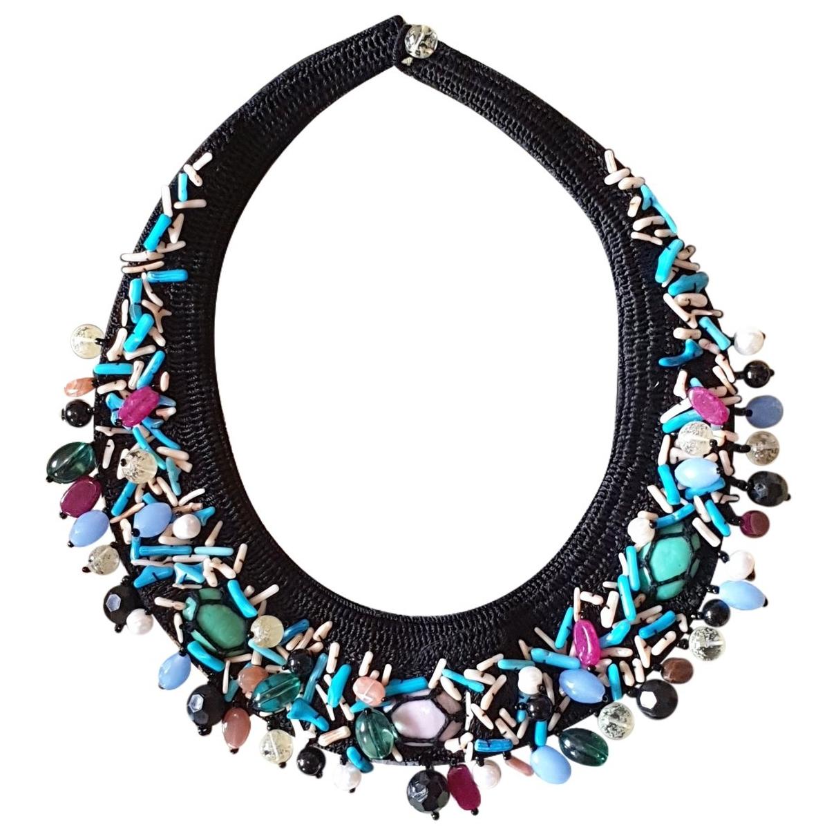 Emporio Armani \N Multicolour Pearls necklace for Women \N
