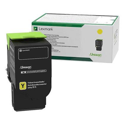 Lexmark C231HY0 cartouche de toner du programme retour originale jaune haute capacité