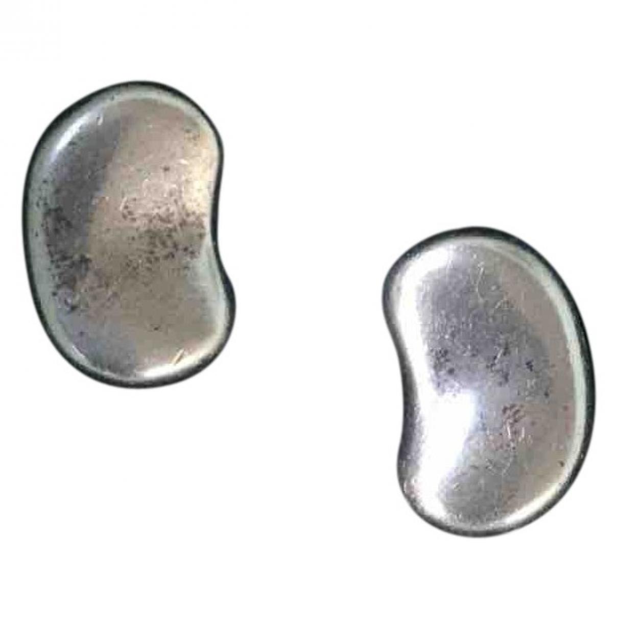 Tiffany & Co \N Manschettenknopfe in  Silber Silber