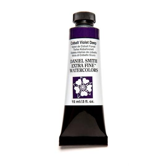 Daniel Smith Extra Fine™ Watercolor, 15 ml Paint in Cobalt Violet Deep   Michaels®