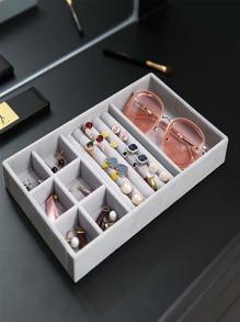 Solid Jewelry Storage Box