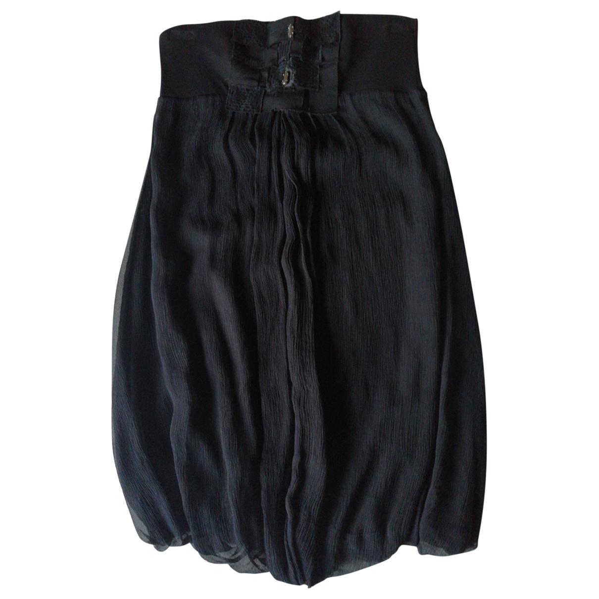 Mini vestido de Seda Max Mara