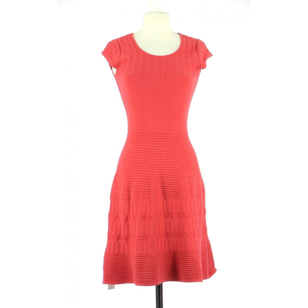 Comptoir Des Cotonniers \N Kleid in  Rosa Baumwolle