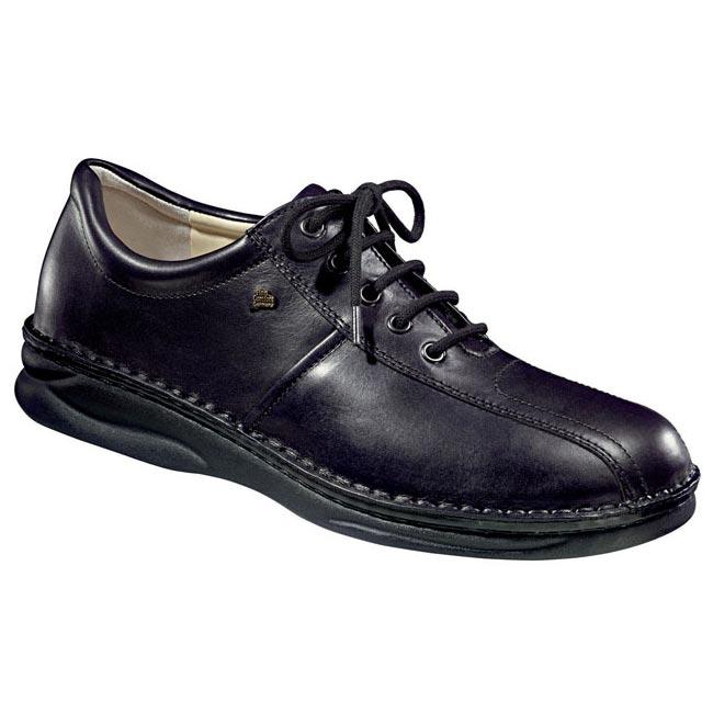 Finn Comfort Dijon Black Leather 95 Uk