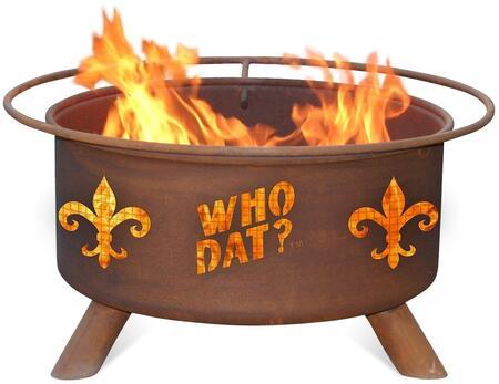 F205 Who Dat Fire