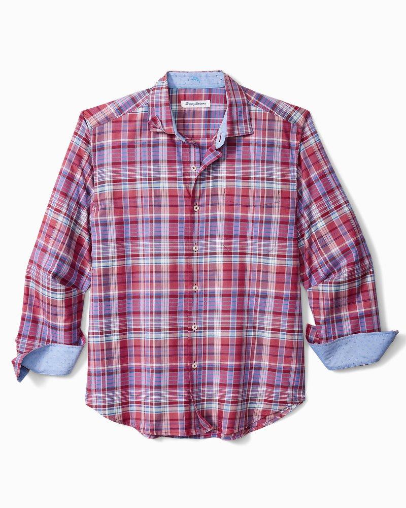Lazlo Plaid To Meet You Shirt