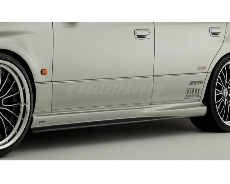 Ridox Carbon Fiber Side Skirt Lexus Aristo JZS161 98-04
