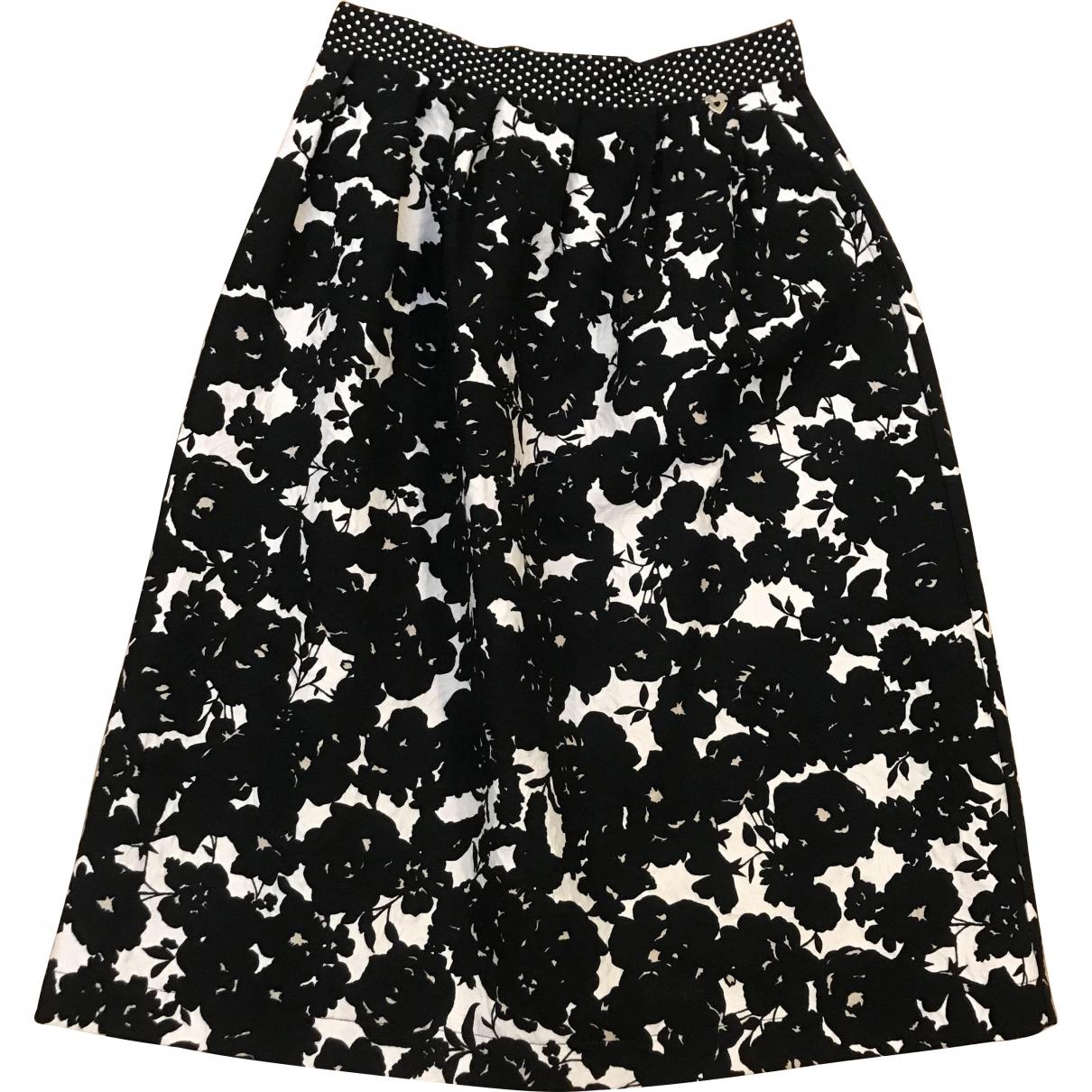 Twin Set \N Black Cotton skirt for Women S International