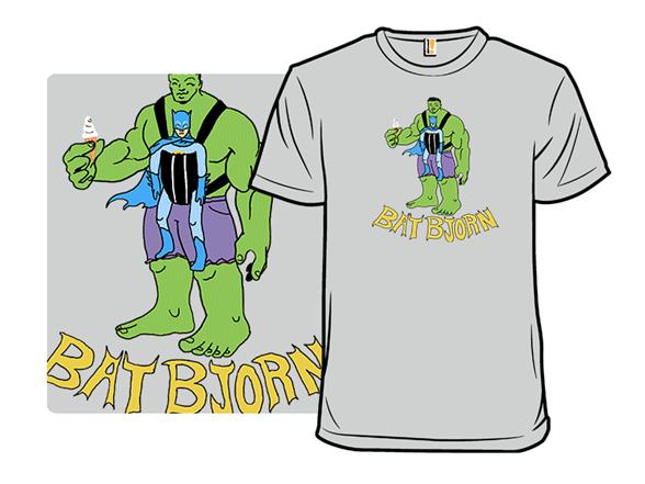 Batbjorn T Shirt