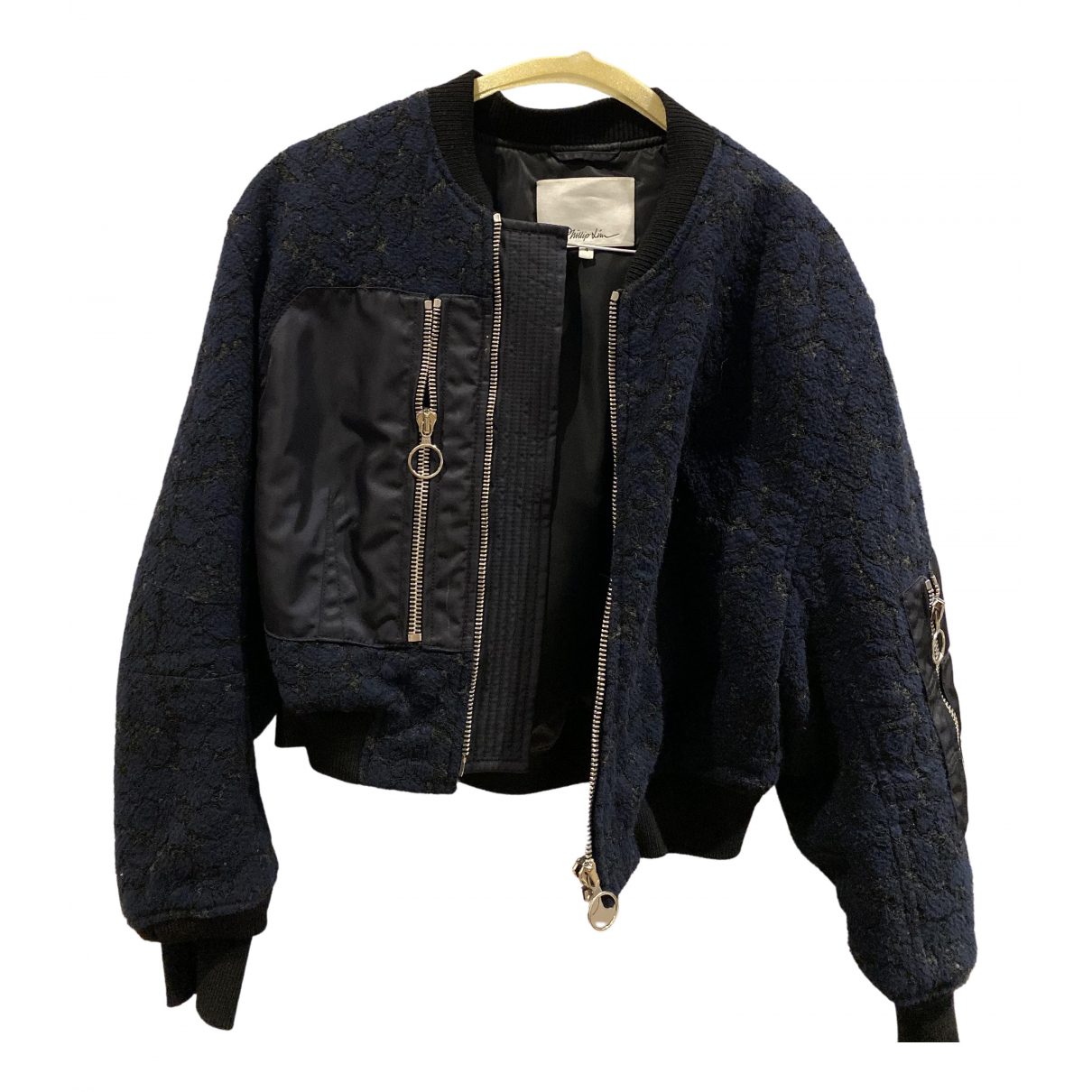 3.1 Phillip Lim \N Navy jacket for Women 4 US