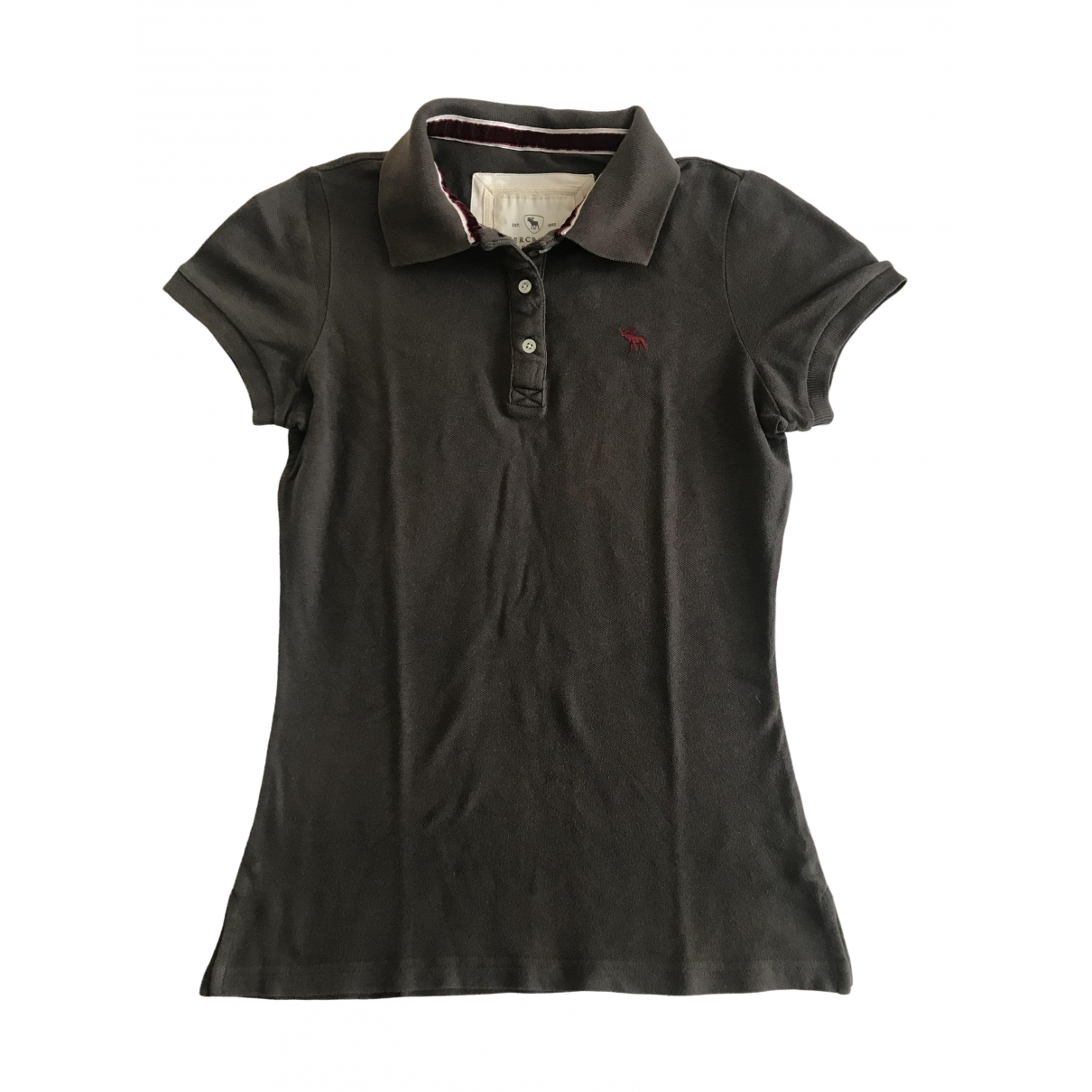Abercrombie & Fitch \N Brown Cotton  top for Women M International