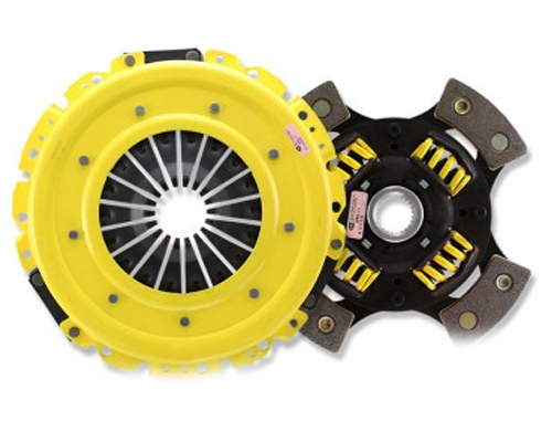 ACT AI2-HDG4 HD|Race Sprung 4 Pad Clutch Kit Acura Integra 1.8L 90-91