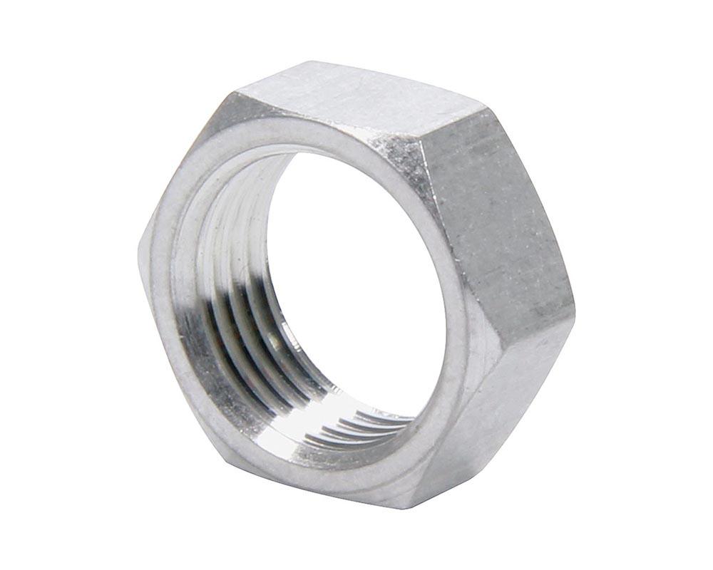 Allstar Performance ALL18296-50 5/8-18 RH Aluminum Jam Nuts Thin O.D. 50pk ALL18296-50
