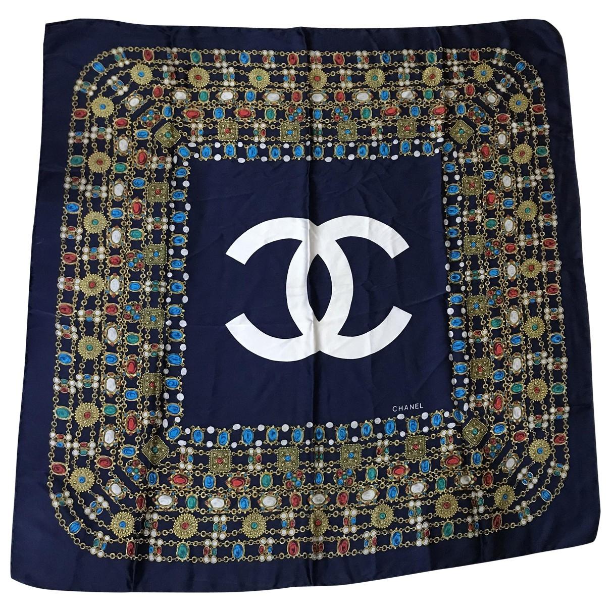 Chanel \N Tuecher in Seide