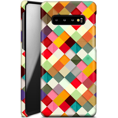 Samsung Galaxy S10 Plus Smartphone Huelle - Pass This On von Danny Ivan