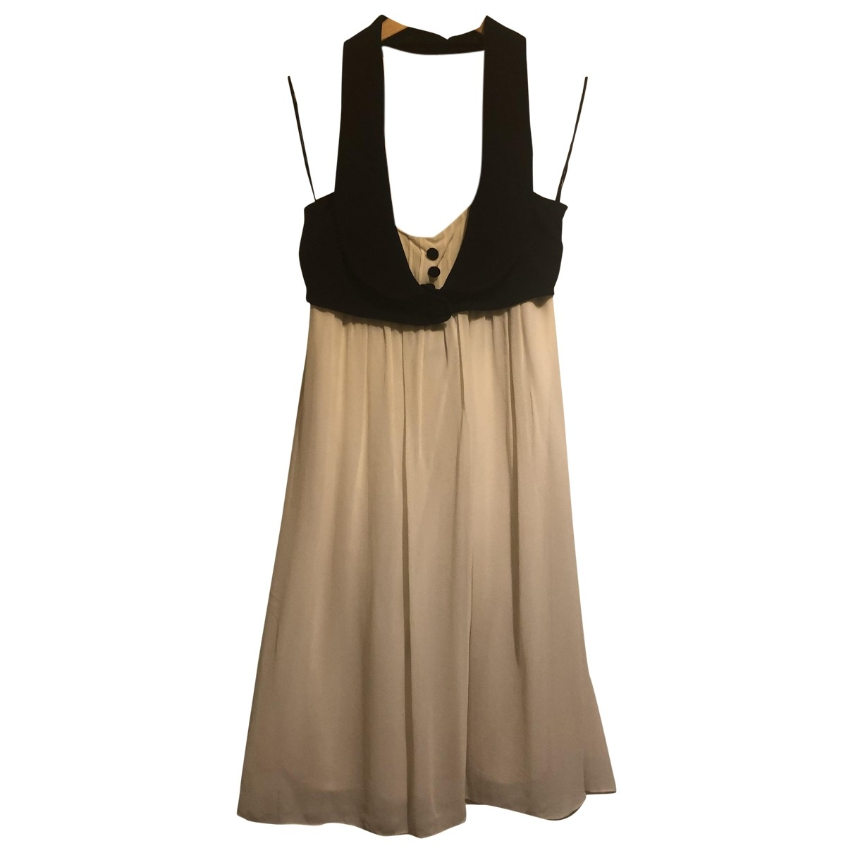 Temperley London - Robe   pour femme - beige