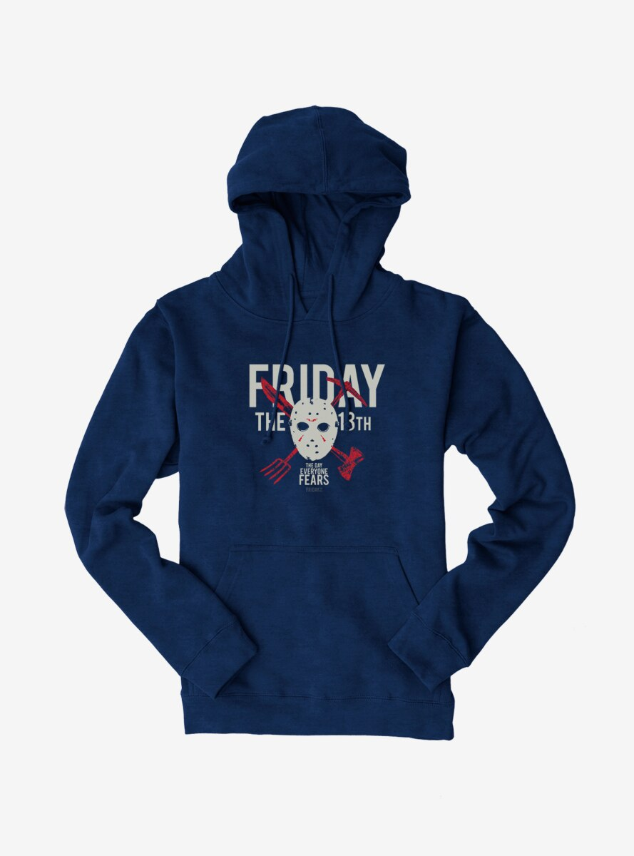 Friday The 13th Everyone Fears Hoodie