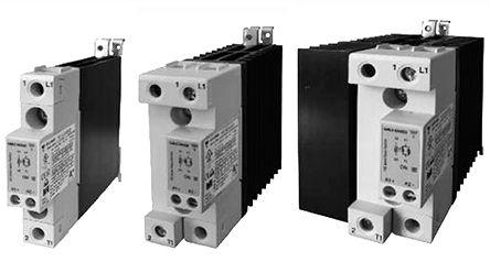 Carlo Gavazzi 20 A Solid State Relay, Zero Crossing, DIN Rail, Varistor, 240 V ac Maximum Load
