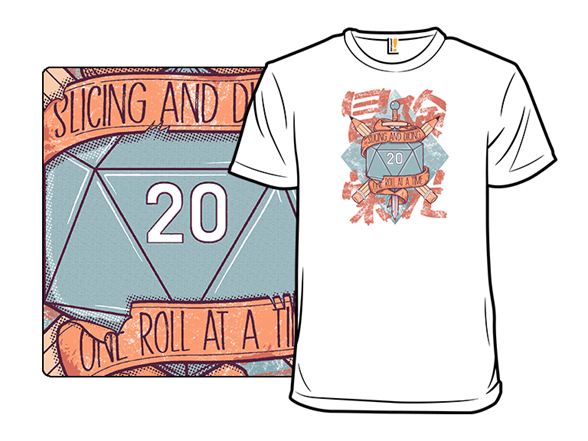 Slicing And Dicing T Shirt