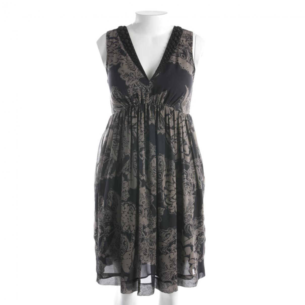 Vestido de Seda Etro