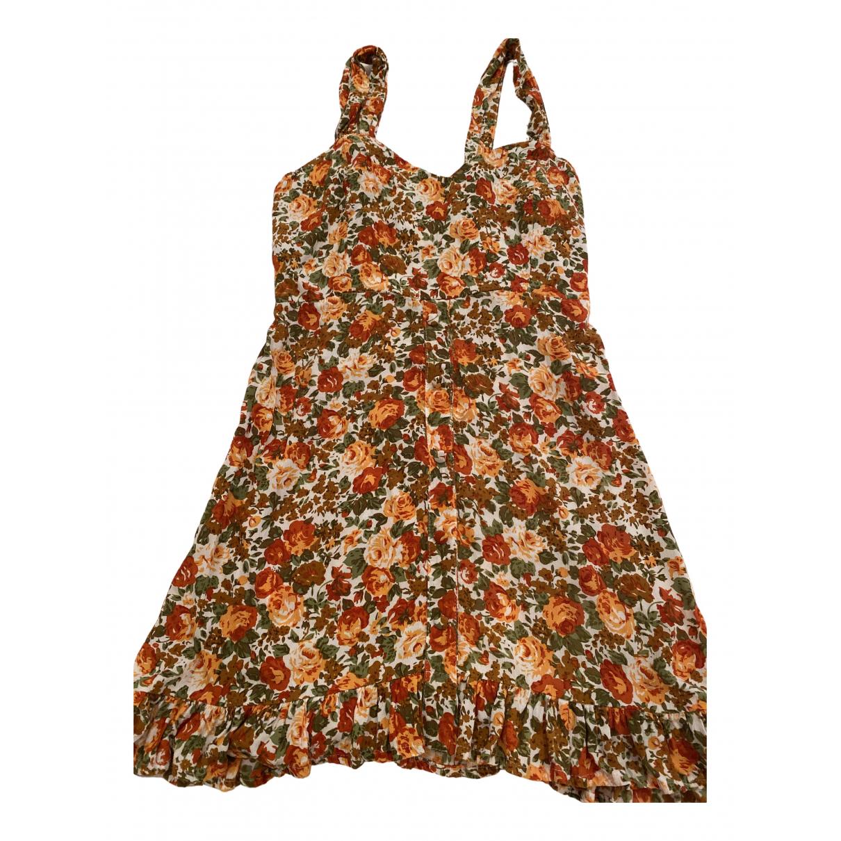 Faithfull The Brand - Robe   pour femme - orange
