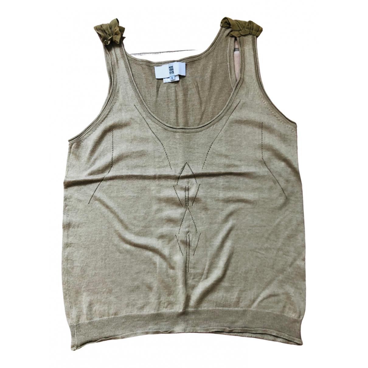 Camiseta sin mangas Irene Van Ryb