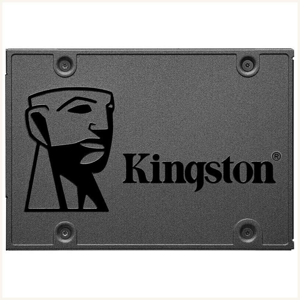 Kingston A400 SSD 960GB SATA 3 2.5 Inch Solid State Drive Dark Gray
