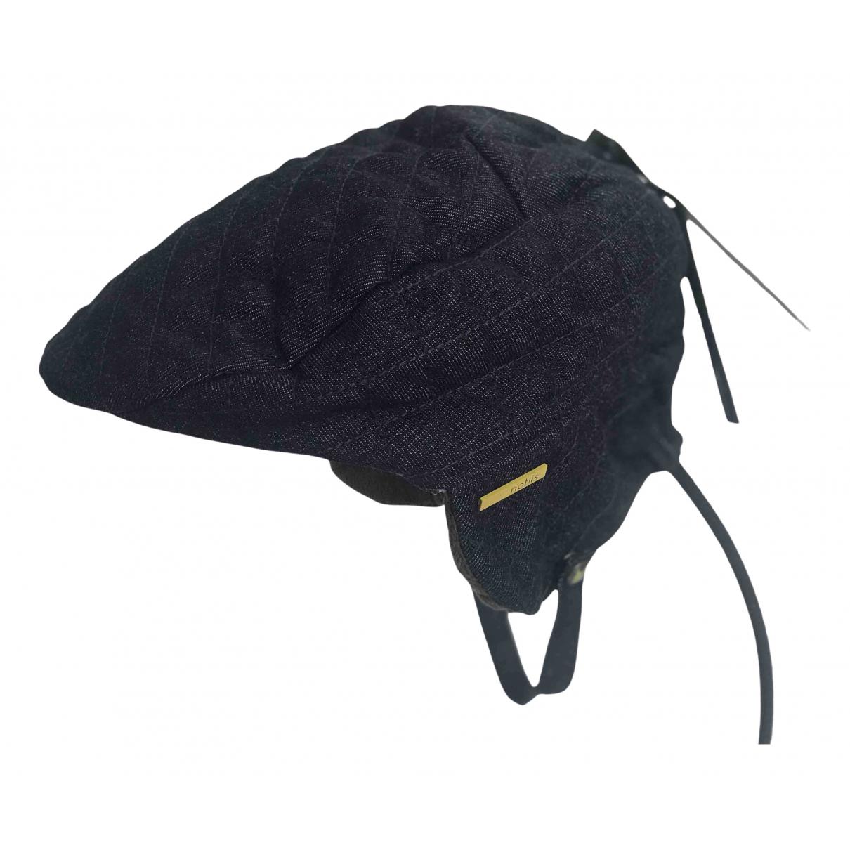 Nobis \N Blue Cotton hat & pull on hat for Men M International