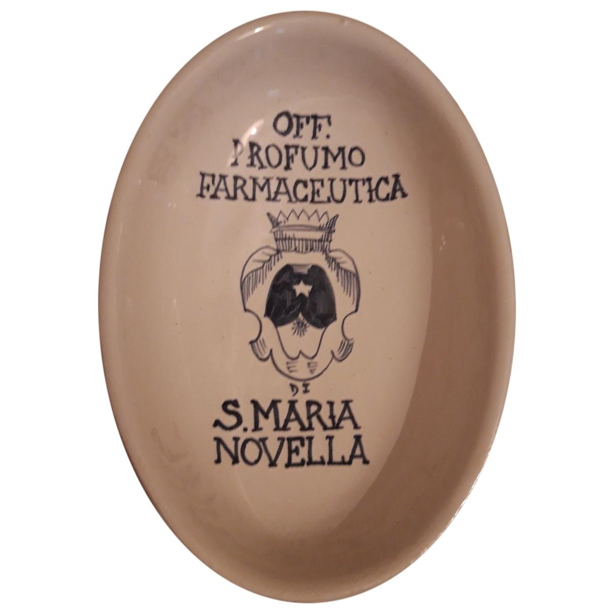 Officina Santa Maria Novella - Objets & Deco   pour lifestyle en ceramique - blanc