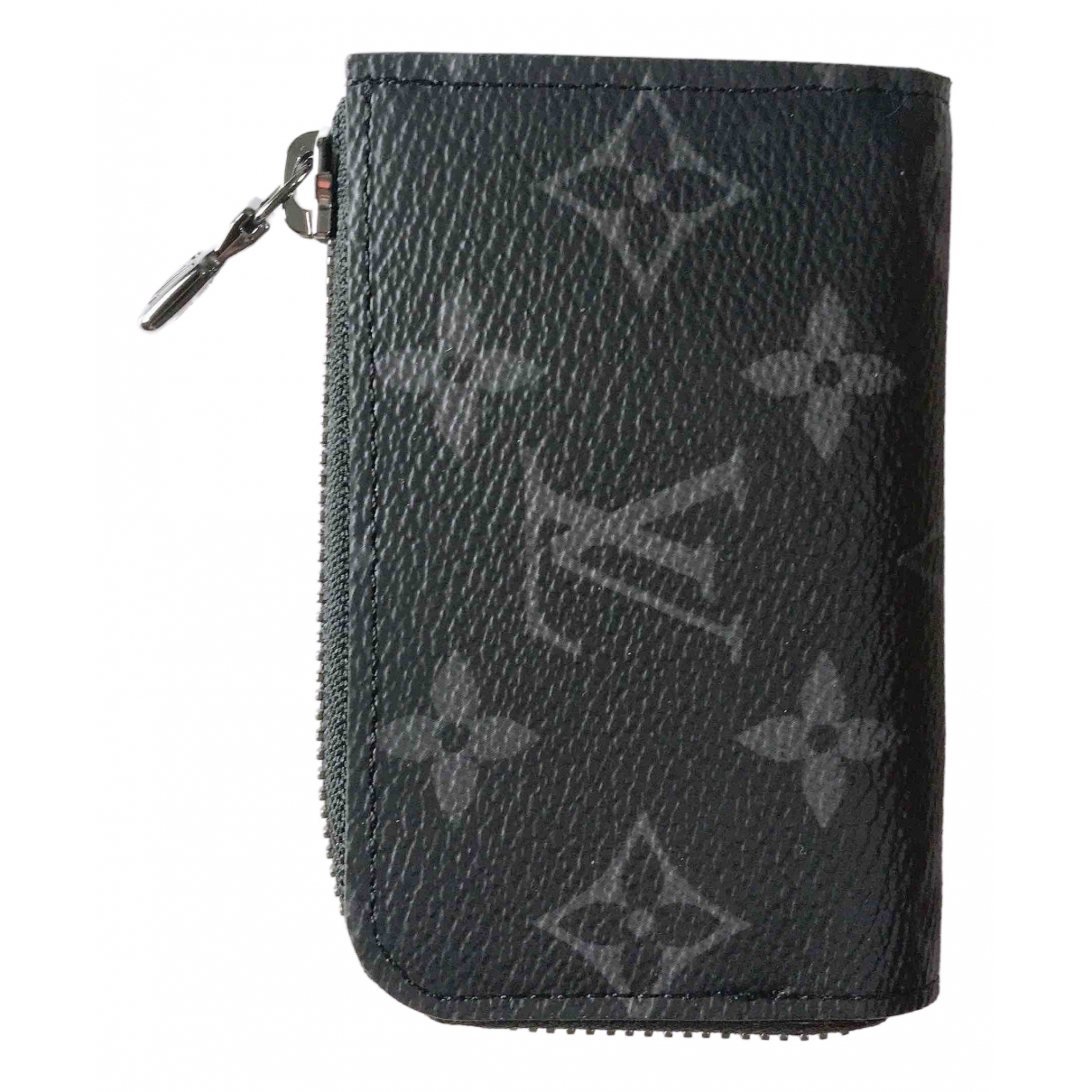 Louis Vuitton N Grey Cloth Small bag, wallet & cases for Men N
