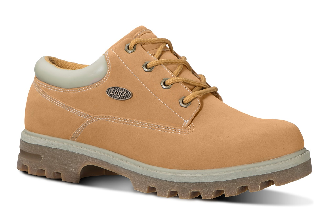 Men's Empire Lo Water Resistant Oxford Boot (Choose Your Color: Golden Wheat/Cream/Gum, Choose Your Size: 9.0W)
