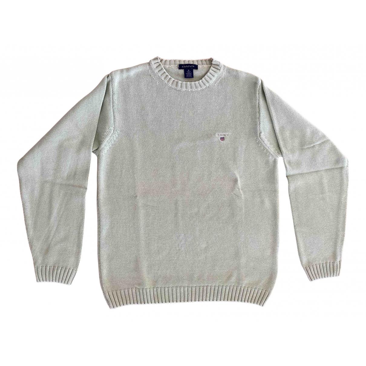 Gant - Pulls.Gilets.Sweats   pour homme en coton - vert