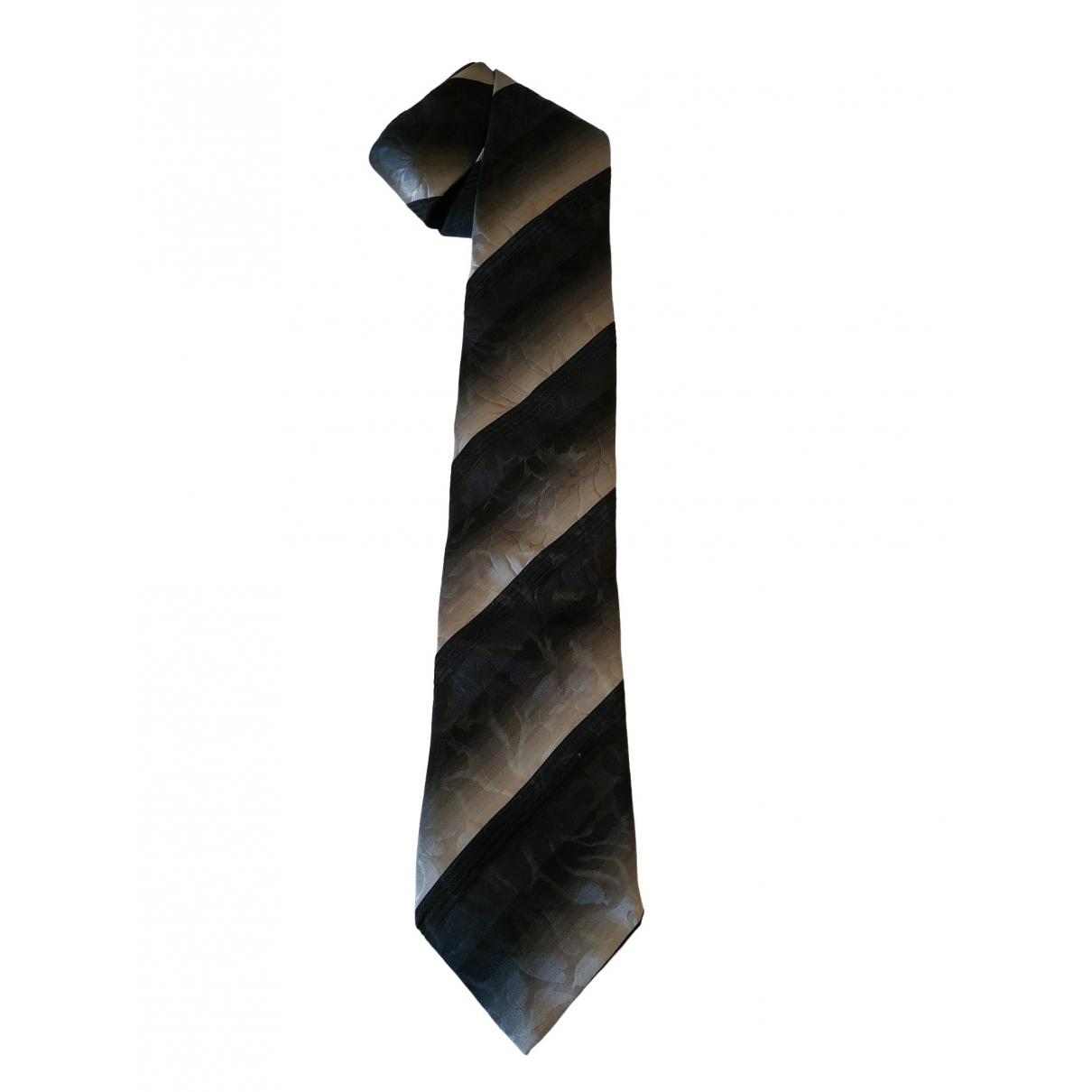 Kenzo \N Krawatten in  Schwarz Seide