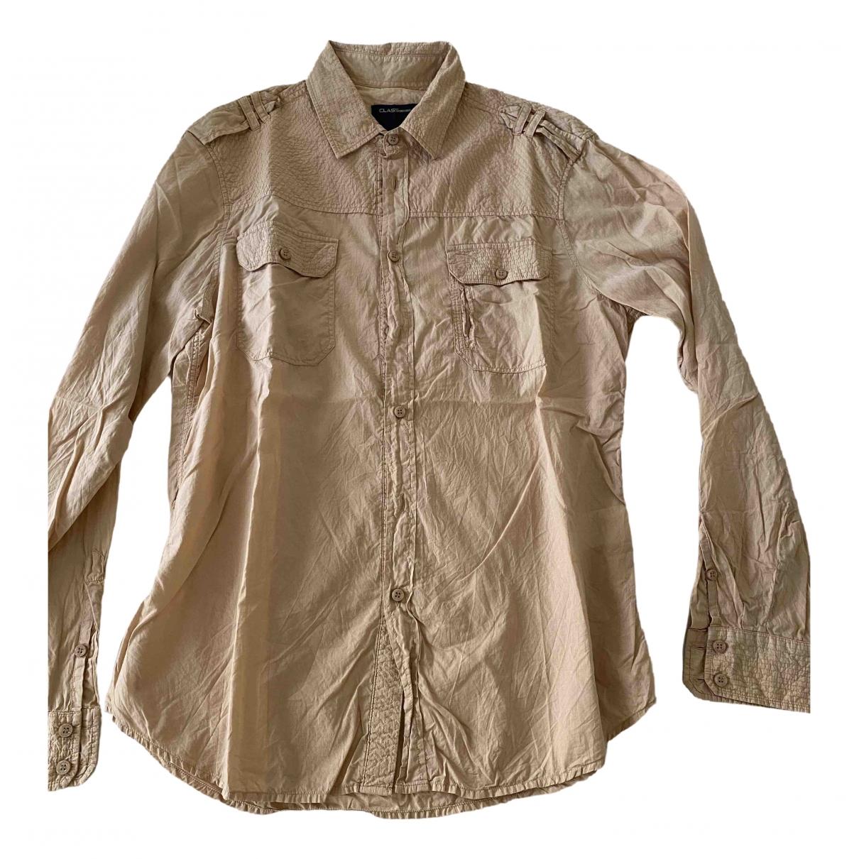 Camisas Class Cavalli