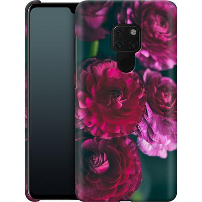 Huawei Mate 20 Smartphone Huelle - Purple Ranunculus 2 von Joy StClaire