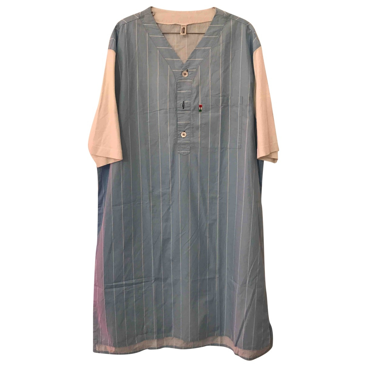Moschino \N Kleid in  Bunt Baumwolle