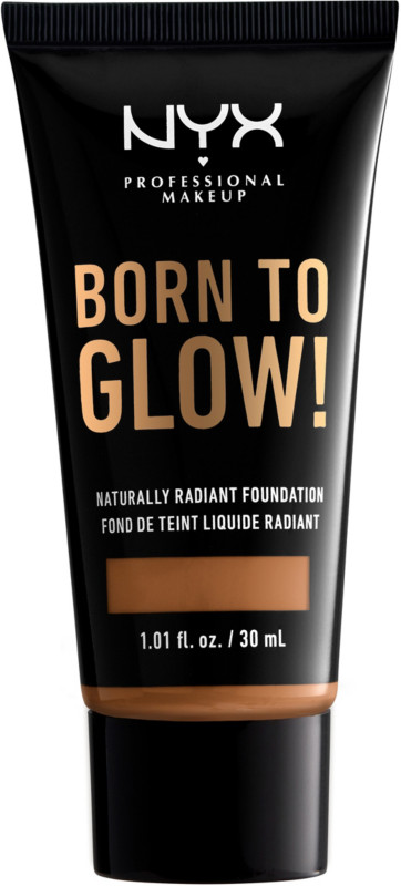 Born To Glow Naturally Radiant Foundation - Almond (medium w/ cool undertone)