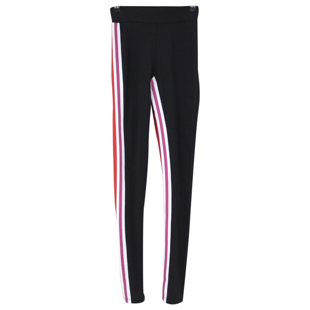 Fendi \N Black Trousers for Women 38 IT