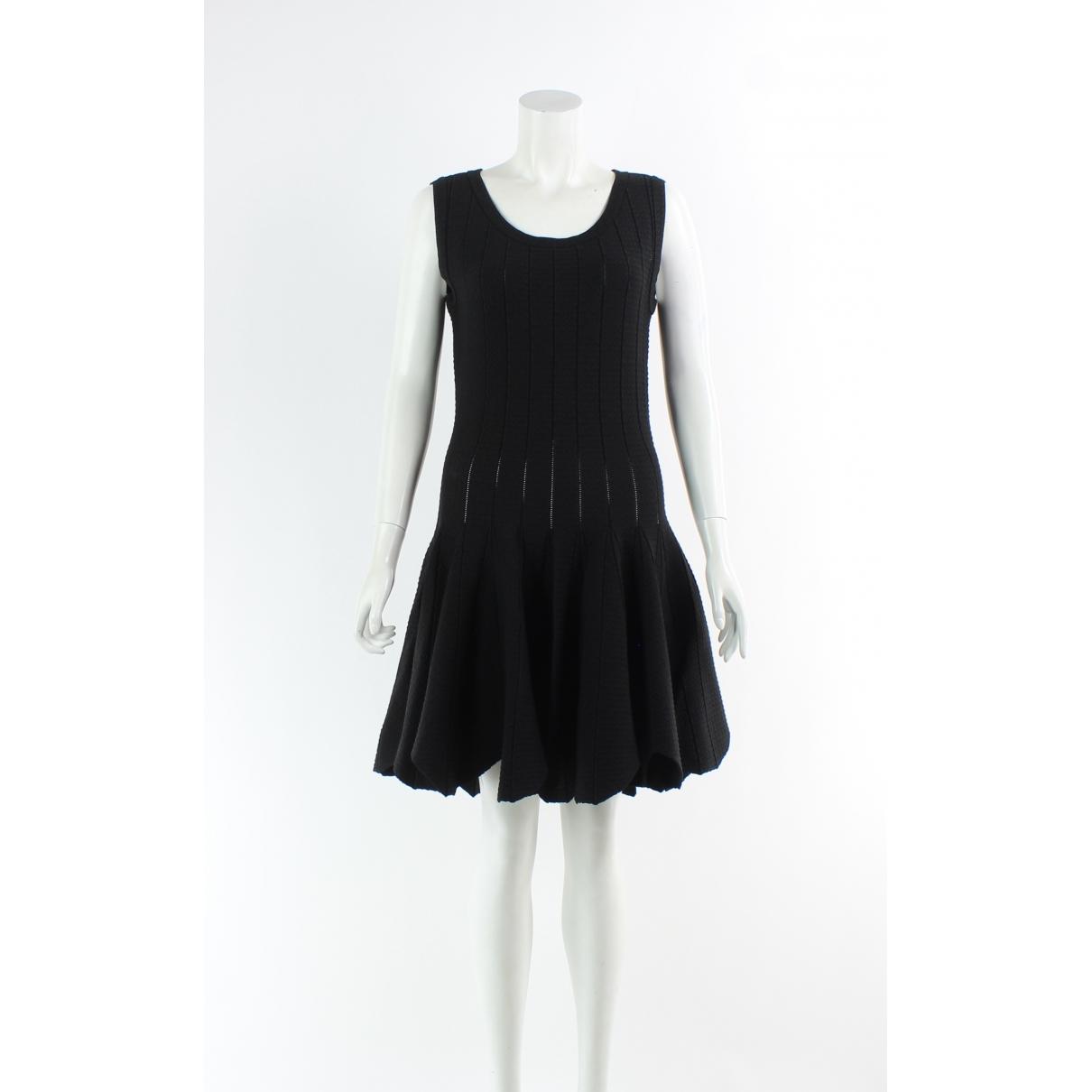 Jonathan Simkhai \N Kleid in  Schwarz Polyester