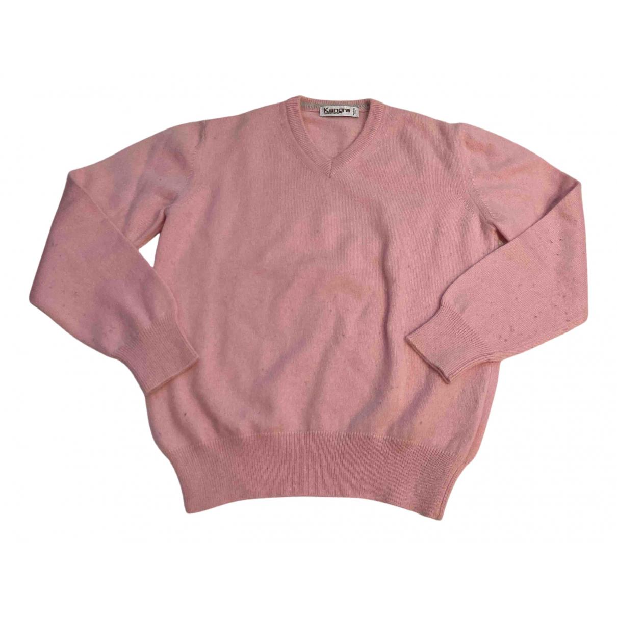 - Pull   pour enfant en cachemire - rose