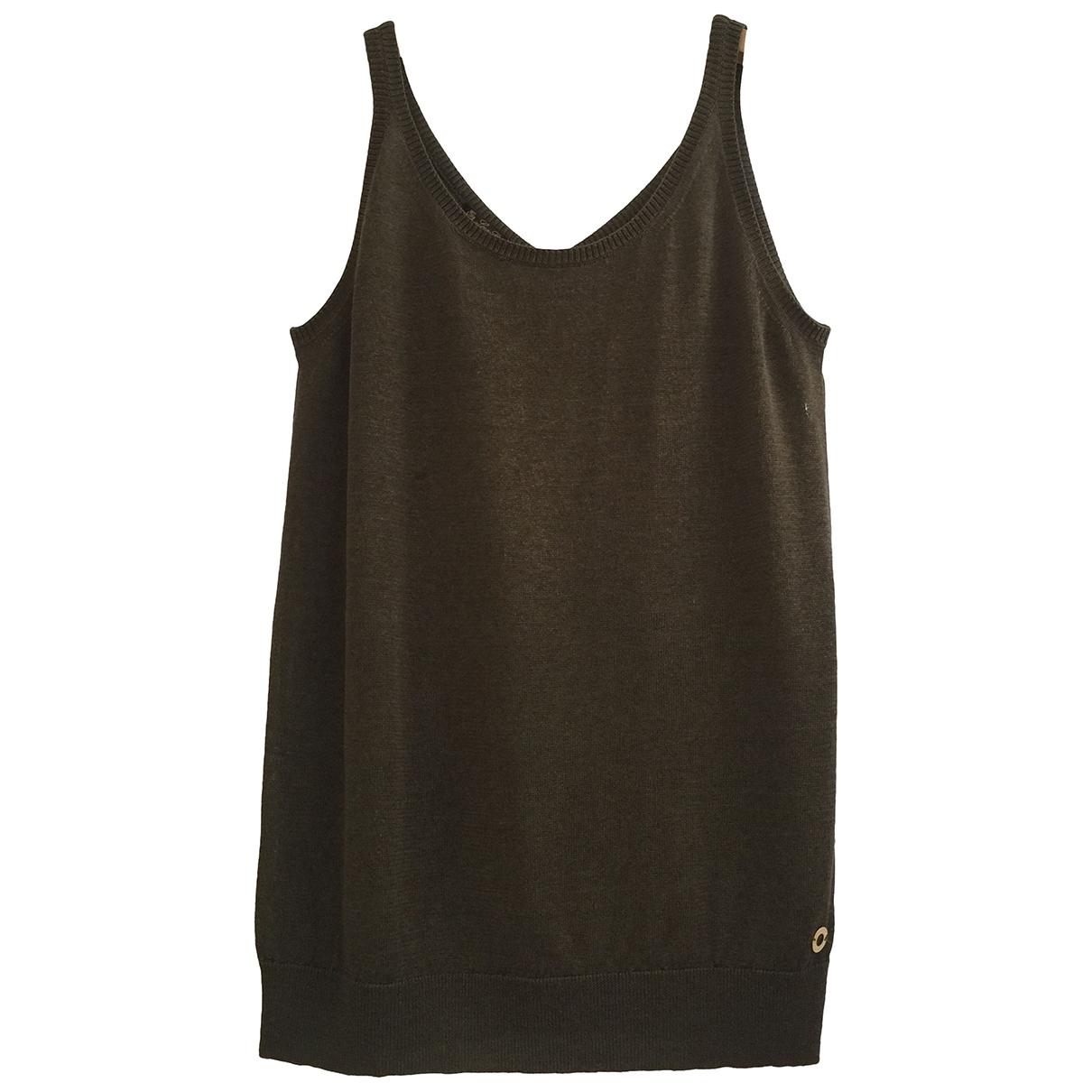 Camiseta sin mangas de Lana Loro Piana
