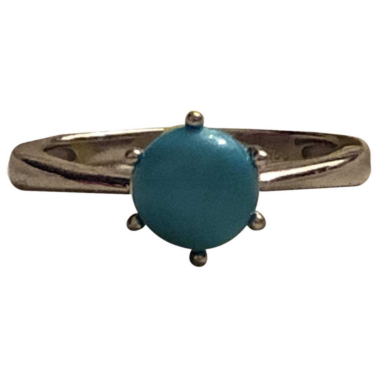 Anillo Turquoises de Bermellon Non Signe / Unsigned