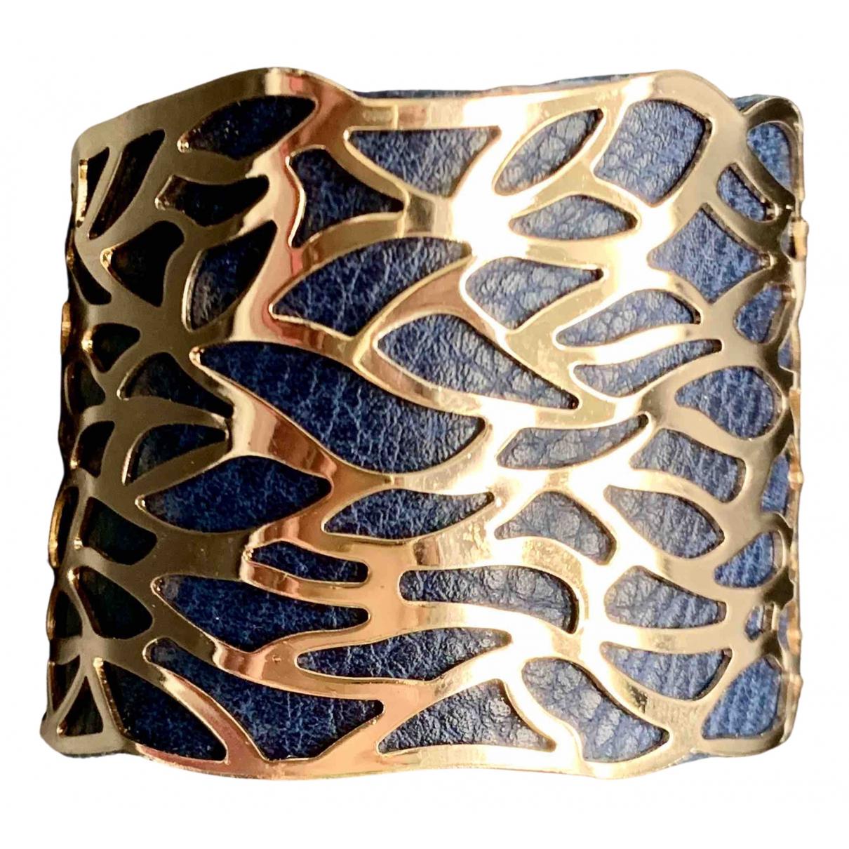 Suzasan \N Armband in  Gold Metall