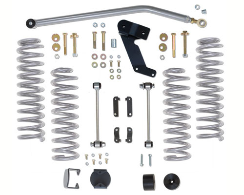 Rubicon Express RE7142 3.5 Inch Standard Lift System Jeep Wrangler 4DR 07-12