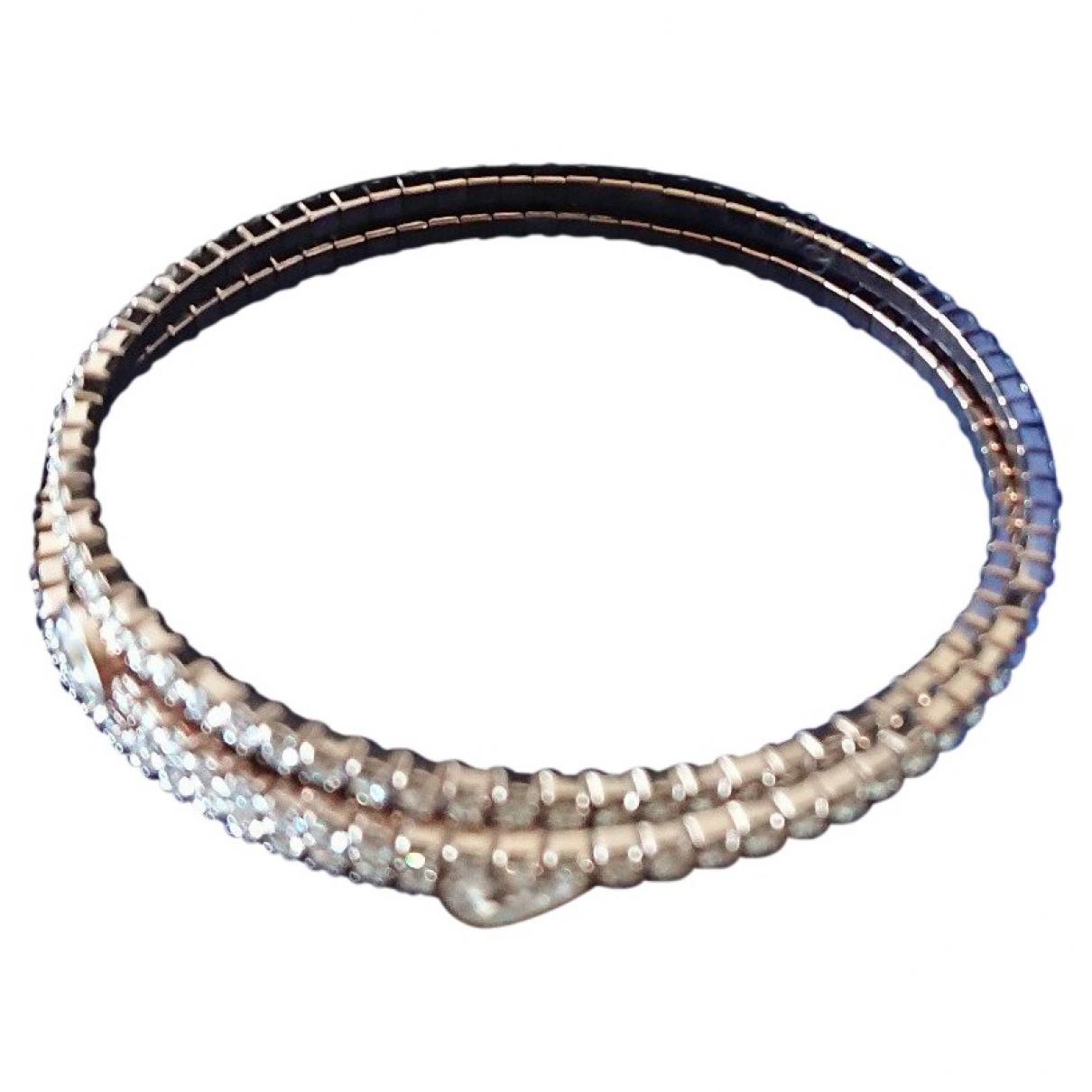 Swarovski - Bracelet   pour femme en or et acier