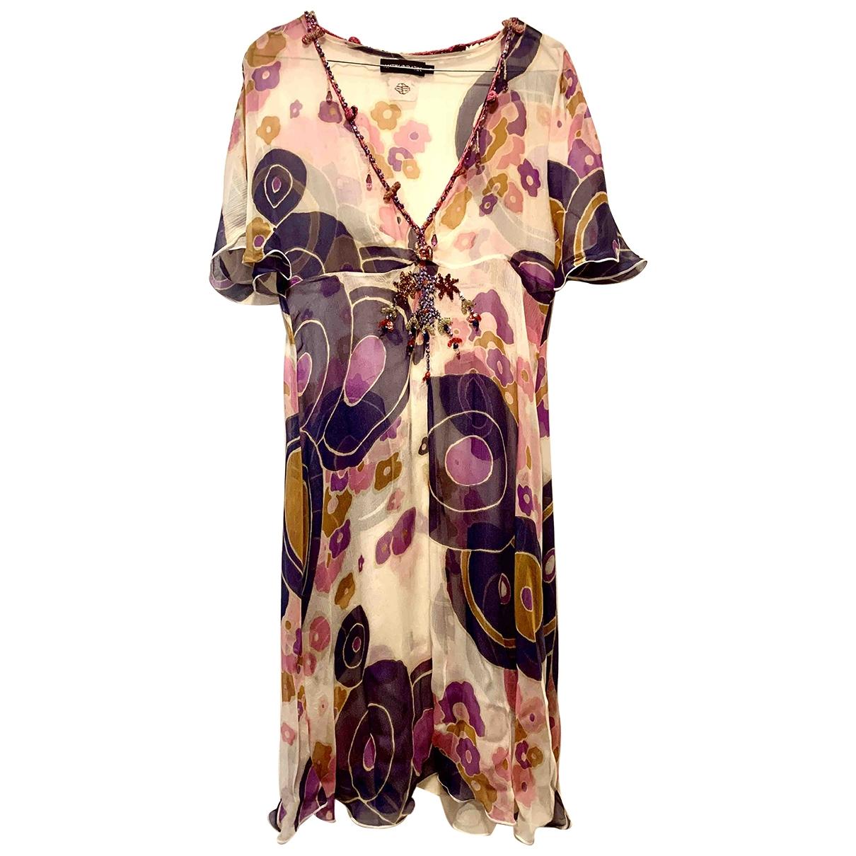 Antik Batik \N Multicolour Silk dress for Women S International