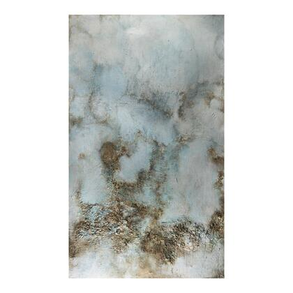 Surface Collection WP-1230-37 Wall Decor with Oil Paint in Multicolor